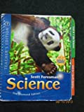 img - for Teacher's Edition, Scott Foresman 4th Grade Science, Volume 1, Units a and B, Diamond Edition book / textbook / text book