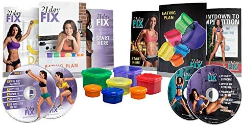 Beachbody Day Fix Extreme Accessories product image