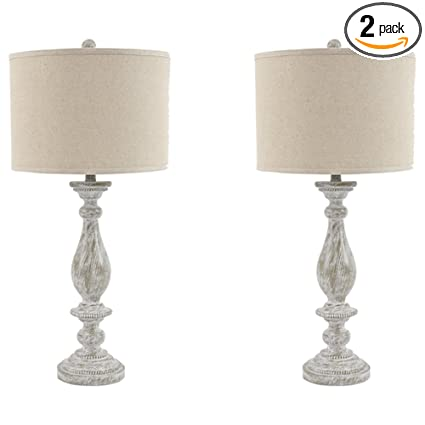 Amazon Com Ashley Furniture Signature Design Bernadate Table Lamp