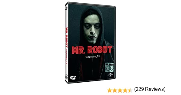 Mr. Robot - Temporada 2 [DVD]: Amazon.es: Rami Malek, Christian Slater, Portia Doubleday, Carly Chaikin, Sam Esmail, Rami Malek, Christian Slater, Universal Cable Productions: Cine y Series TV
