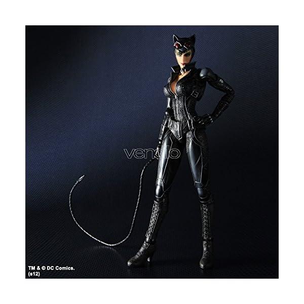 510WvdG636L Square Enix - Batman Arkham City Play Arts Kai Action Figure Catwoman 22 cm