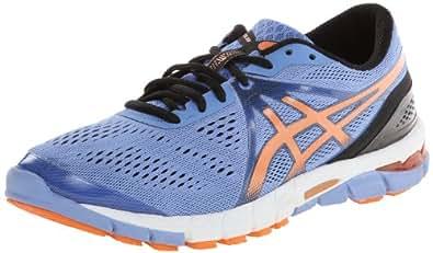 ASICS Women's Gel-Excel33-3 Running Shoe,Capri Blue/Orange/Black,5.5 M US