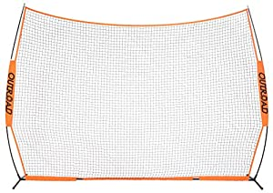 OUTROAD 7x7ft Portable Golf Hitting Pitching Practice Net for Outdoor Training w/Carry Bag …