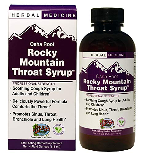 Rocky Mountain Throat Syrup