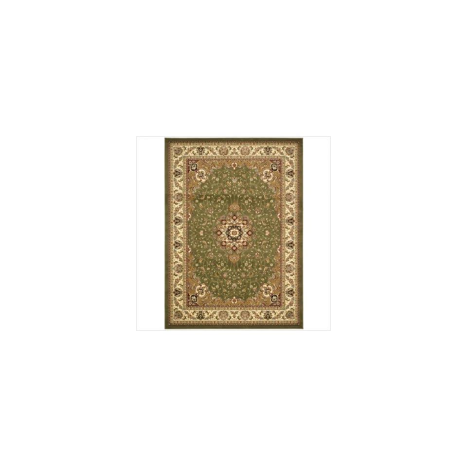 Safavieh LNH329B Lyndhurst LNH329B Sage Oriental Rug Size