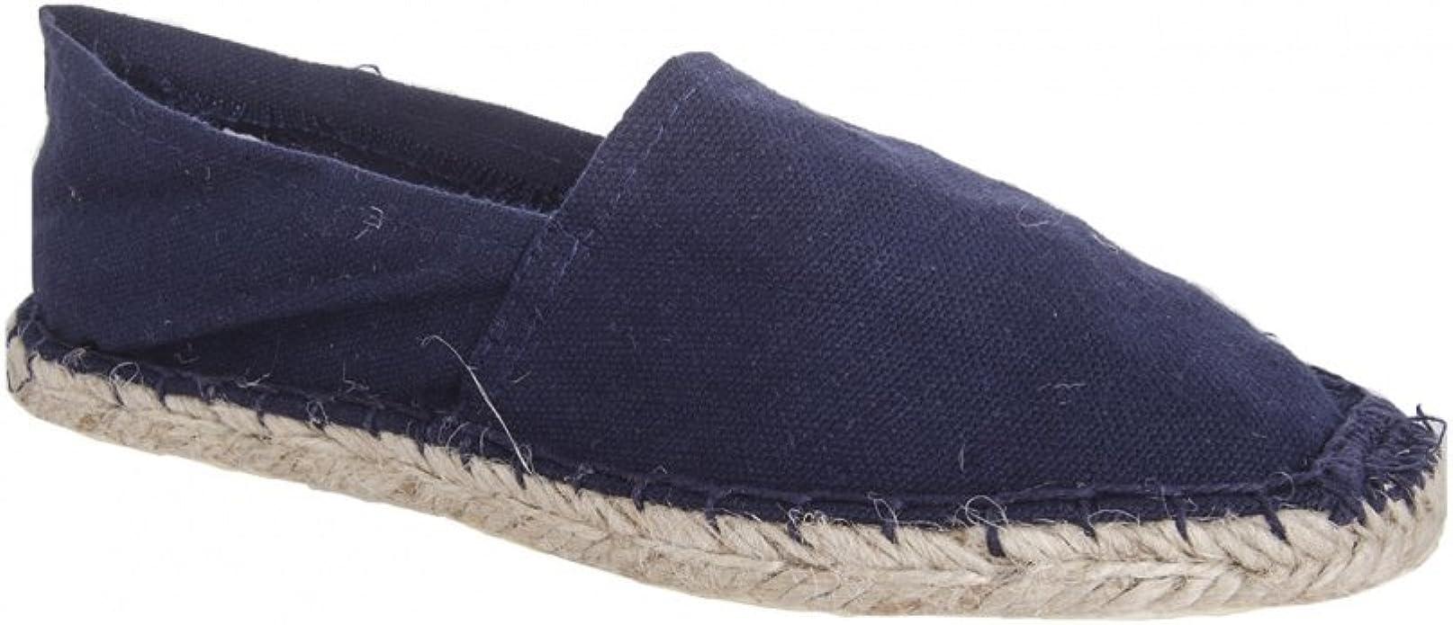 Sonnenscheinschuhe® Espandrillos Navy, talla 36-46, color azul oscuro: Amazon.es: Zapatos y complementos