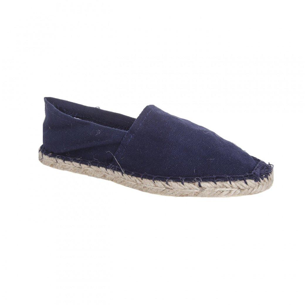 espadrilles bleu fonc/é espadrillos taille 36-46 Espadrilles Sonnenscheinschuhe bleu marine