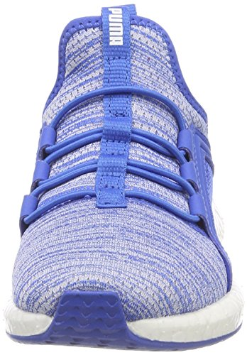 Heather Ps Blue Para Mega Nrgy Puma Ac Niños Knit Unisex puma Zapatillas White strong Azul qcXE7n7TH