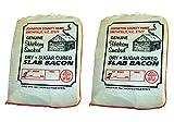 Johnston County Dry Cured Slab Bacon 2 - 2 Lb