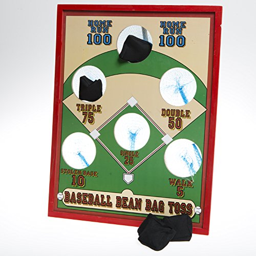 - Fun Express Baseball Bean Bag Toss Game