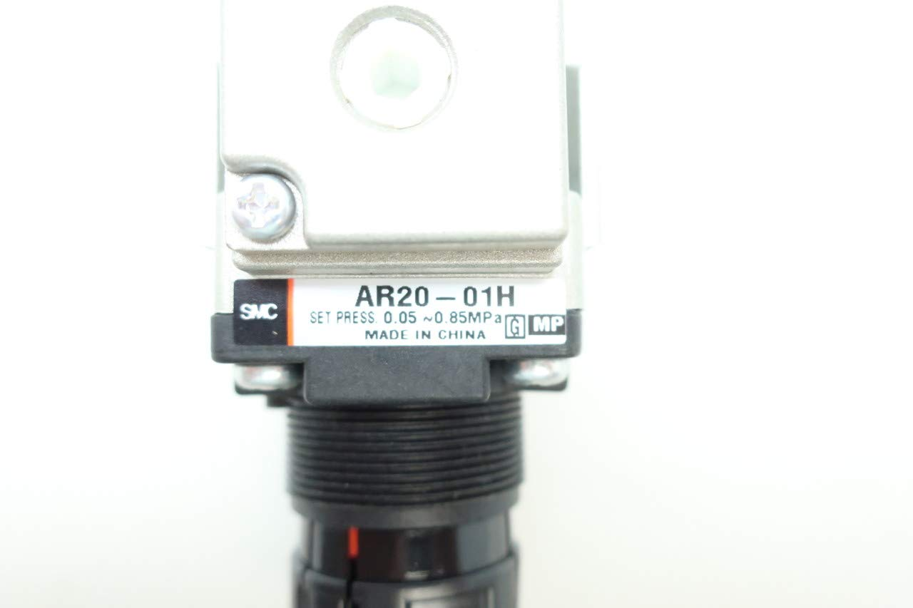 SMC AR20-01H Pneumatic Regulator 1//8IN NPT 0.05-0.85MPA