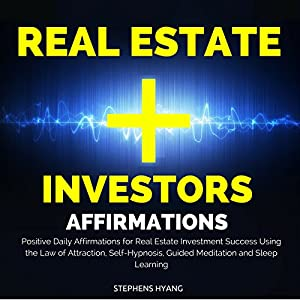 Real Estate Investors Affirmations Audiobook
