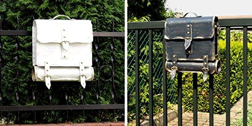 Wamat Außergewöhnlich Briefkasten Postkasten Rostfreier Stahl Echte