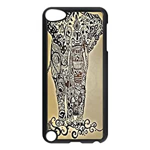 James-Bagg Phone case Big elephant art protective case FOR Ipod Touch 5 FHYY468908