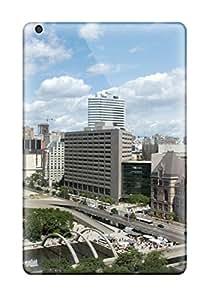 Ipad Mini/mini 2 Case Cover Skin : Premium High Quality Toronto City Case