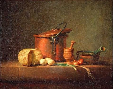 18th Century Costume Ball (Perfect Effect Canvas ,the High Resolution Art Decorative Canvas Prints Of Oil Painting 'Jean-Baptiste-Simeon Chardin-Still Life,18th Century', 16x20 Inch / 41x52 Cm Is Best For Dining Room Decoration And Home Artwork And Gifts)