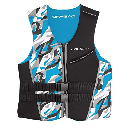 Airhead Men's CAMO Cool Kwik-Dry Neolite Flex Life Jacket