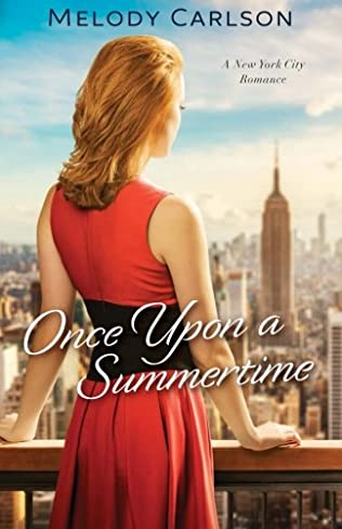 book cover of Once Upon a Summertime