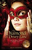 Front cover for the book The Diamond of Drury Lane by Julia Golding