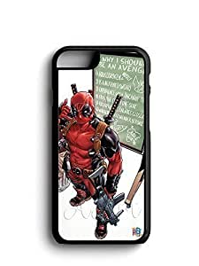 AArt - Deadpool Marvel Comics G4 iPhone 5c
