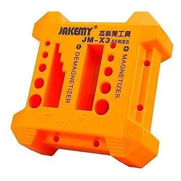 Jakemy JM-X3 imantador Desmagnetizador accesorios magnetizar ...