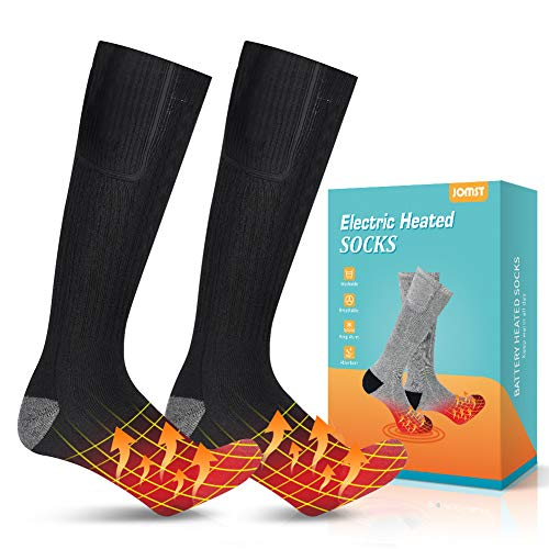 Jomst Upgraded Heated SocksRechargeable