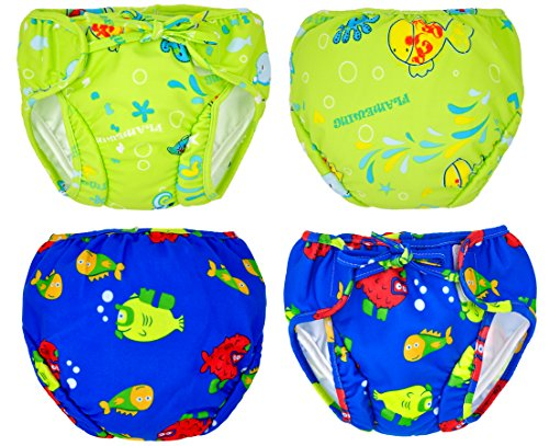 swim-diapers-for-baby-boys2-packreuseable-and-adjustable-velcro-design-4-size-0-3-year-10-50lbs-baby