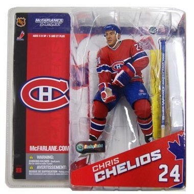Hockey - NHL - Series 8 - Chris Chelios (Chris Chelios Hockey)