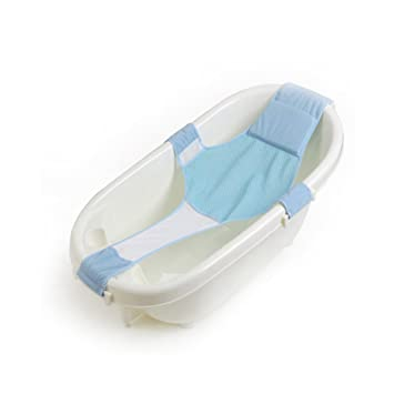 Amazon.com : Huluwa Baby Bath Seat Non-Slip Newborn Baby Bathtub ...