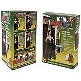 Mosquitera magnetica magic mesh cortina anti mosquitos insectos instalacion facil