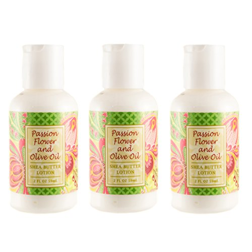 Greenwich Bay Trading Co. Shea Butter Mini-Lotions in