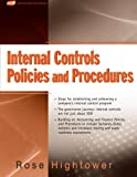Internal Controls Policies and Procedures