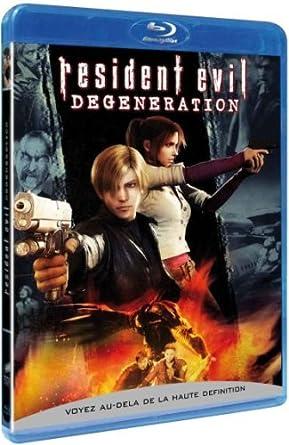 Resident Evil : Degeneration [Francia] [Blu-ray]: Amazon.es: Makoto Kamiya: Cine y Series TV