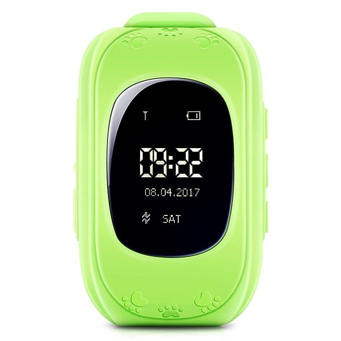 Childrens Smartwatch rastreador reloj para Kid Niño, Niños ...