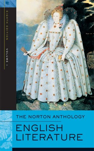 The Norton Anthology of English Literature, 8th Edition,...