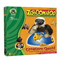 HB Zooboomafoo Creature Quest (Jewel Case) (PC and Mac)