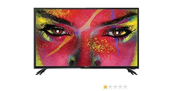NVR-7604 USB DVR HDMI Negra Televisor 55 4K NEVIR: Amazon.es ...