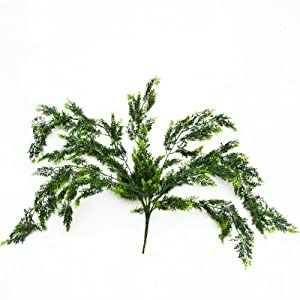 Artificial Asparagus Fern Outdoor Rated 2
