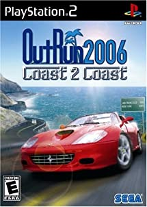 Outrun 2006 Coast 2 Coast - PlayStation 2