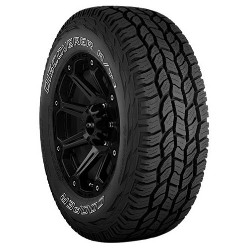 Cooper Discoverer A/T3 Traction Radial Tire - 235/75R15 (Chevy Truck Tires)