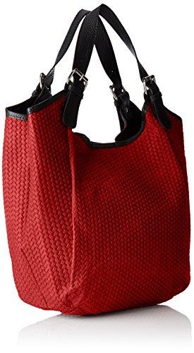 Portés Borse Main 80050 Rouge Chicca rosso Sacs qPRtnp