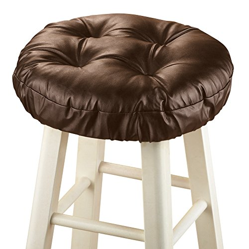 Padded Barstool Cover Cushion Polyester