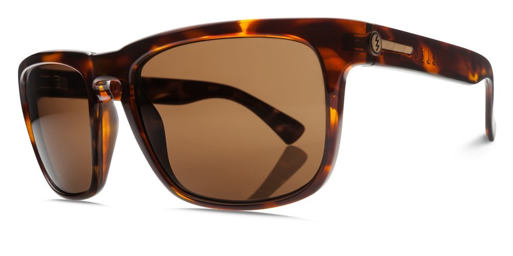 Electric Visual Knoxville Gloss Tortoise/Polarized Bronze Sunglasses by Electric (Image #6)