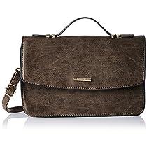 Diana Korr Womens Sling Bag Brown DK57SDBRW
