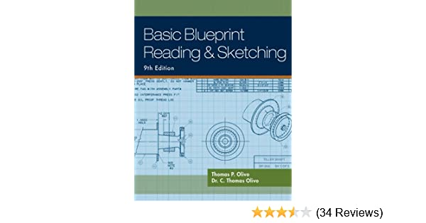 Basic blueprint reading and sketching thomas p olivo c thomas basic blueprint reading and sketching thomas p olivo c thomas olivo ebook amazon fandeluxe Image collections
