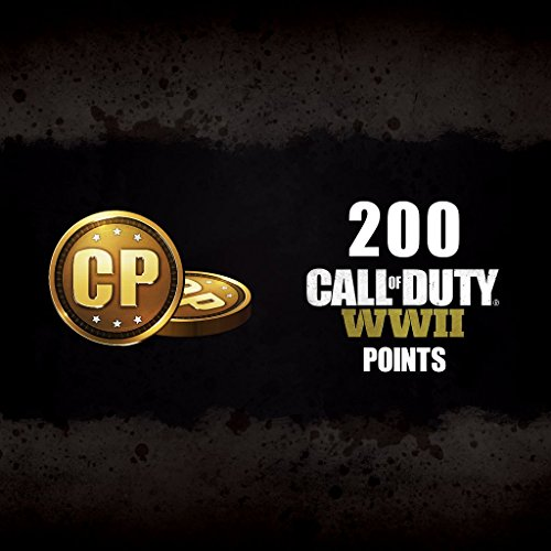 Call of Duty: WWII: Call of Duty: WWII - 200 COD Points - PS4 [Digital Code]