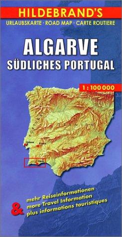 Download Hildebrand's Travel Map: Algarve (Europe) pdf
