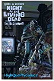 NIGHT of the LIVING DEAD 2,Beginning, Romero, 2006, NM, more NOTLD in store