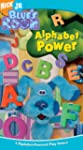 Blue's Clues-Alphabet Pow