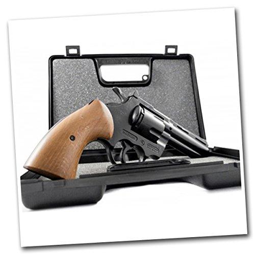 BRUNI leere pistole REVOLVER Kaliber 380 0.00 JOULE keine Lizenz